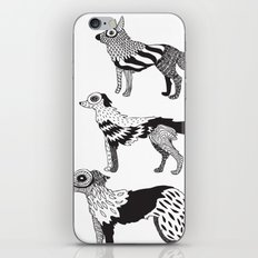 Andersen dogs iPhone & iPod Skin