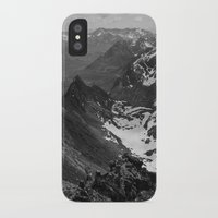 jon snow iPhone & iPod Cases featuring Archangel Valley by Kevin Russ
