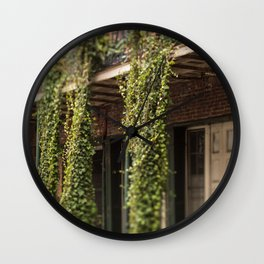 Down in the Quarter Wall Clock