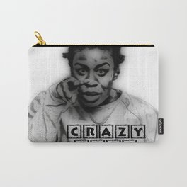 CRAZY-EYES Carry-All Pouch