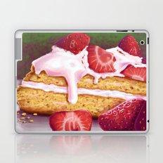 Piece of Cake Laptop & iPad Skin