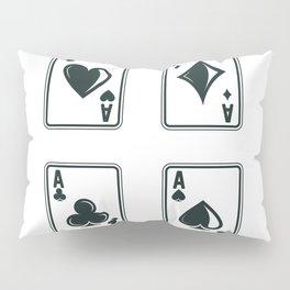 Aces Pillow Sham
