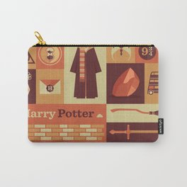 All character Harry poter Carry-All Pouch