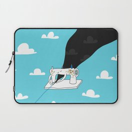 Sew a better world Laptop Sleeve