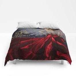 When Ash Rains Down Comforters