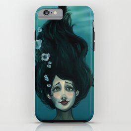 Under the Sea, is Where I'll Be iPhone Case