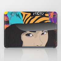 swag iPad Cases featuring Swag Look by TheArtGoon