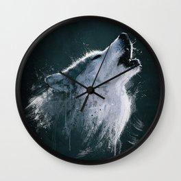 OO-LF Wall Clock