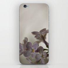 Lilac Morning iPhone & iPod Skin