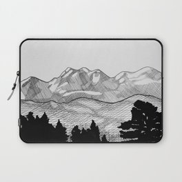 Colorado Mountains Laptop Sleeve
