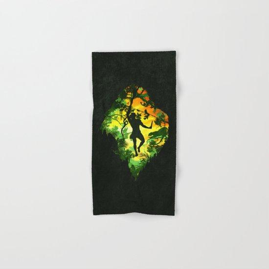 Ape Man Hand & Bath Towel