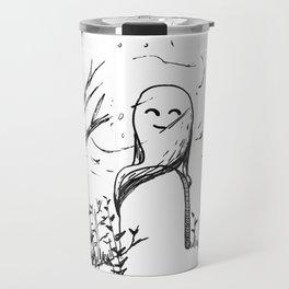 A Windy Day Travel Mug