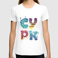cartoon T-shirts featuring cartoon by Cheese Alien