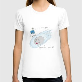 Philae Probe Landing Design T-shirt