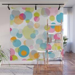 Multi dots Wall Mural