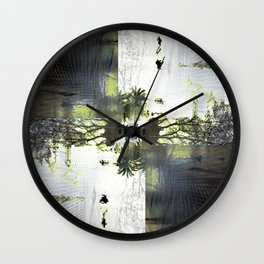 Rattle coequal kins aboard. Wall Clock