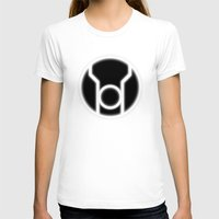 lantern T-shirts featuring Green Lantern: Red Lantern by The Barefoot Hatter