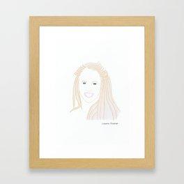 Laura Enever Framed Art Print