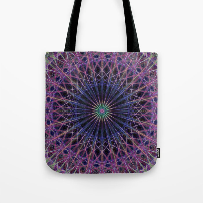 Space structure Tote Bag