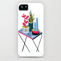Plant Life iPhone (5, 5s) Slim Case