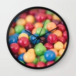 Sweet temptation Wall Clock