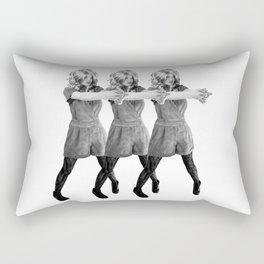 Wild Wild Bex Rectangular Pillow