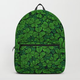 Find the lucky clover 2 Backpack