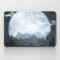moonrise iPad Cases featuring Moonrise by Tracie Andrews