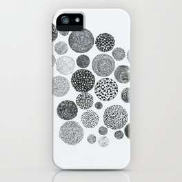 Textures iPhone Case
