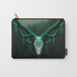 Wild Horns Carry-All Pouch