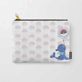 I choose you, Popplio! Carry-All Pouch