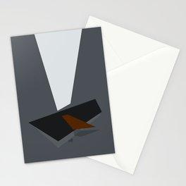 Somber Procrastination Stationery Cards