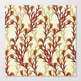 autumn pattern Canvas Print
