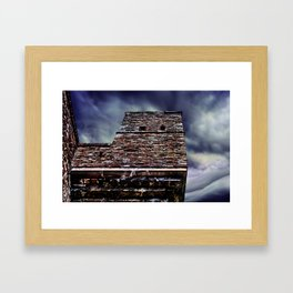 Tower Fortress Kalemegdan  Framed Art Print