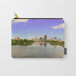 Rochester New York Panorama Carry-All Pouch