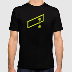 The LATERAL THINKING Project - Contexto Mens Fitted Tee Black MEDIUM