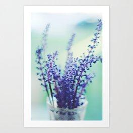 Flora Bella Art Print