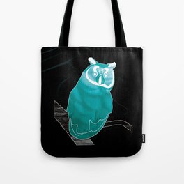 Hibou Tote Bag