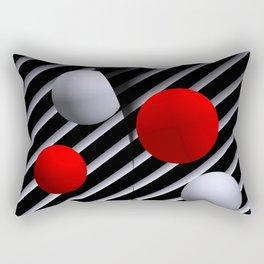 opart balls -4- Rectangular Pillow
