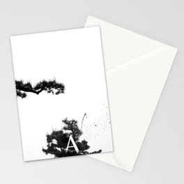 hisomu A. Stationery Cards