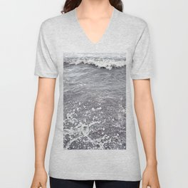Water Flows Unisex V-Neck