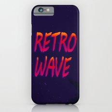Retrowave iPhone 6s Slim Case