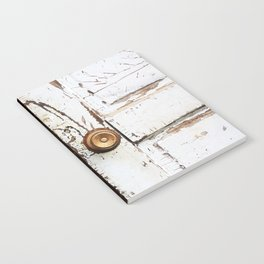 Farm Door Notebook