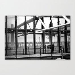 Paris Moderne Canvas Print