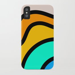 Lonely Travels - Geyser iPhone Case