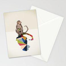 Walking Shadow, Monkey Stationery Cards