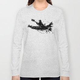 Kayakers Kayak Long Sleeve T-shirt