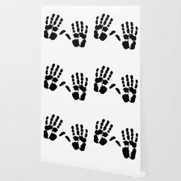 Hands  Prints Wallpaper