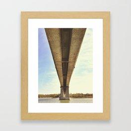 Rostov Bridge #2 Framed Art Print