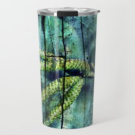 ARCHAIC BLUE DREAM Travel Mug